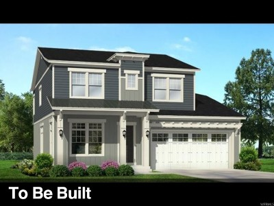 Cottonwood Heights Single Family Home For Sale: 9167 S Gallette Ln E #LOT107