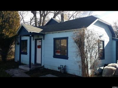 Midvale Single Family Home For Sale: 80 E 7615 S
