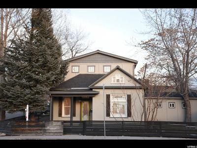 Salt Lake City UT Single Family Home For Sale: $449,000