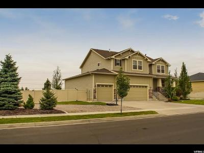 Kaysville Single Family Home For Sale: 1588 S Equestrian Pkwy W
