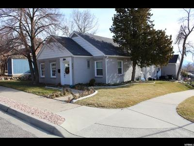 Salt Lake City UT Multi Family Home For Sale: $599,000