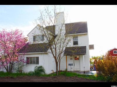 Salt Lake City UT Single Family Home For Sale: $399,990