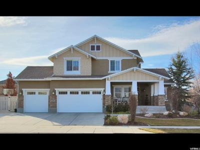 Draper Single Family Home For Sale: 13252 S Newport Dawn Dr