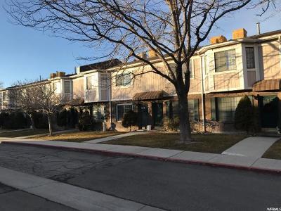 Salt Lake City UT Townhouse For Sale: $149,900