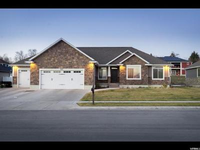 River Heights Single Family Home For Sale: 859 E 400 S