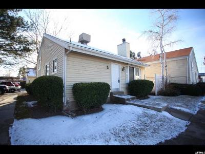 Salt Lake City UT Condo For Sale: $175,000
