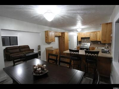 Price UT Single Family Home For Sale: $119,900