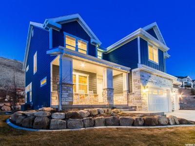 Lehi Single Family Home For Sale: 1702 W Sorento Dr