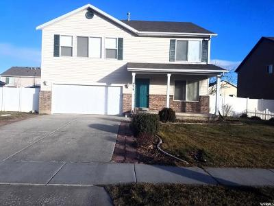 Spanish Fork Single Family Home For Sale: 499 S Spanish Fields Dr. W