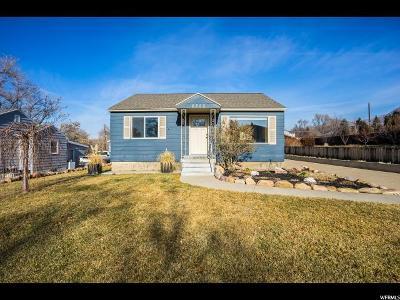 Salt Lake City UT Single Family Home For Sale: $415,000