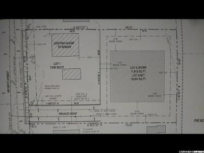 Orem Residential Lots & Land For Sale: 474 N 300 W