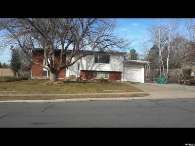 Kaysville Single Family Home For Sale: 57 E 500 N