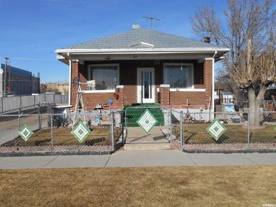 Price UT Single Family Home For Sale: $79,900