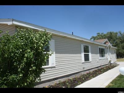 Single Family Home For Sale: 426 S 100 E