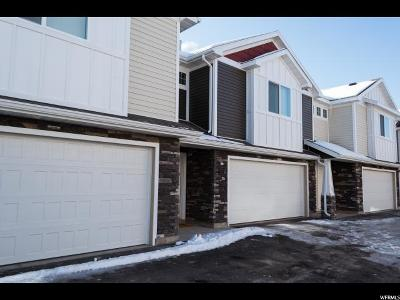 Hyrum Townhouse For Sale: 251 W 40 N