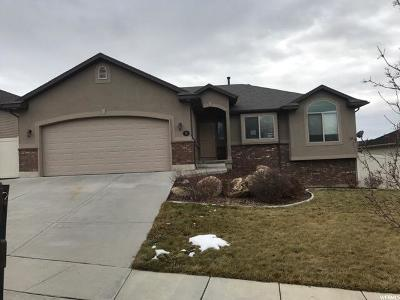 Perry Single Family Home For Sale: 11 W 1425 S