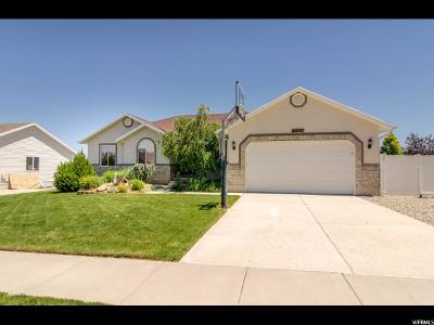 Riverton Single Family Home For Sale: 14047 S Mill Canyon Peak Dr W