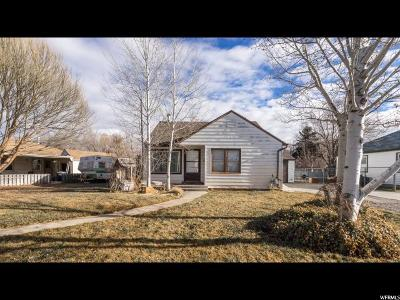 Spanish Fork Single Family Home For Sale: 200 W 300 S