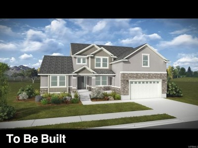 Herriman Single Family Home For Sale: 6523 W Timberbrook Rd #338