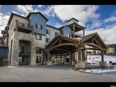 Park City Multi Family Home For Sale: 2669 Canyons Resort Dr #302AB
