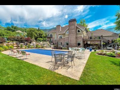 Ogden Single Family Home For Sale: 5709 S Regency Dr