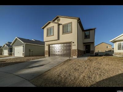 Eagle Mountain Single Family Home For Sale: 3777 N Bountiful Ln E