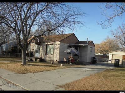 Provo Single Family Home For Sale: 1730 W 150 N