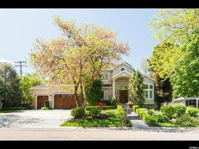Holladay Single Family Home For Sale: 2134 E Cumberland Dr S