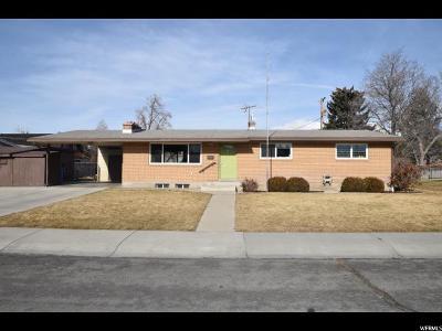Orem Single Family Home For Sale: 281 E 1864 S