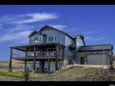 Single Family Home For Sale: 191 Chalet Cir