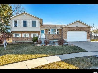 West Jordan Single Family Home For Sale: 3173 W 9260 S