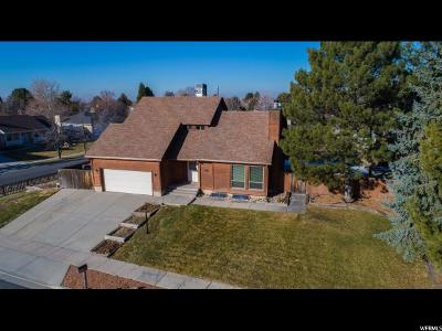 Sandy Single Family Home For Sale: 2177 E Karalee Way S