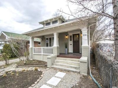 Salt Lake City UT Single Family Home For Sale: $419,900