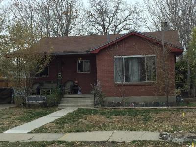Ogden Multi Family Home For Sale: 1671 Kiesel Ave