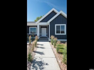 Riverton Single Family Home For Sale: 3624 W Creek Meadow Rd #30