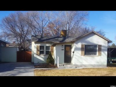 Provo Single Family Home For Sale: 180 S 400 W