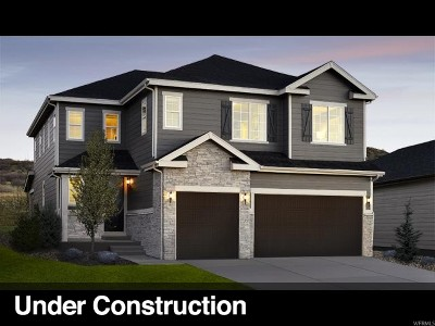 Herriman Single Family Home For Sale: 12139 S Tower Arch Ln W #524