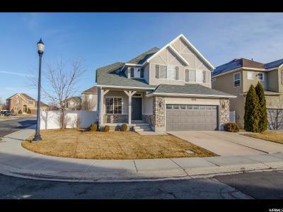 West Jordan Single Family Home For Sale: 4048 W Heidelberg Ln S