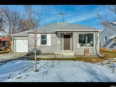 Salt Lake City Single Family Home For Sale: 776 W Fremont Ave S
