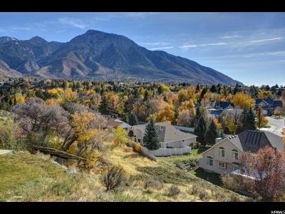 Salt Lake City Residential Lots & Land For Sale: 3581 E Millcreek Rd
