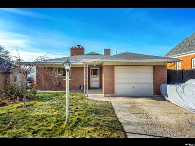 Salt Lake City Multi Family Home For Sale: 573 N Columbus St