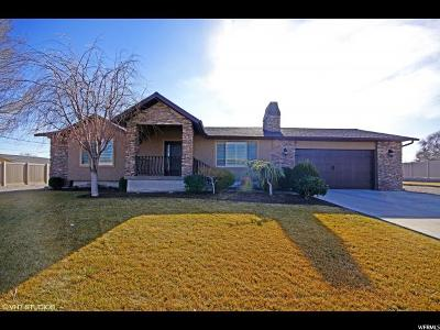 South Jordan Single Family Home For Sale: 2623 W 10950 S