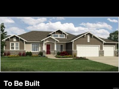 Grantsville Single Family Home For Sale: 652 S Wild Horse Ct E #728