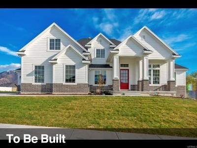 Saratoga Springs Single Family Home For Sale: 407 S East Beacon Dr E #407