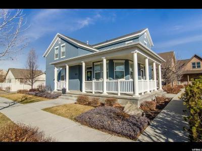 South Jordan Single Family Home For Sale: 11583 S Grandville Ave