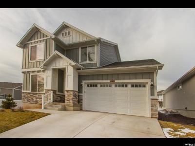 Layton UT Single Family Home For Sale: $340,000