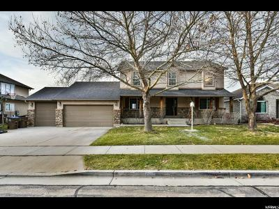 Draper Single Family Home For Sale: 13668 S Vestry Dr