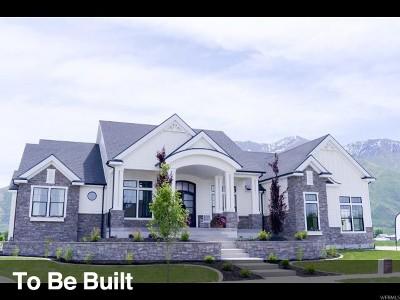 Saratoga Springs Single Family Home For Sale: 607 Arrow Cv #607