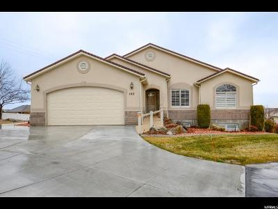 Perry Single Family Home For Sale: 145 W Hill Haven Dr