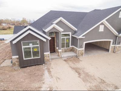 Provo Single Family Home For Sale: 2361 W 1160 N #LOT 21